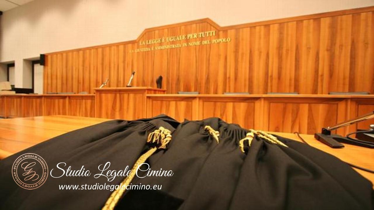 studio legale gelsomina cimino