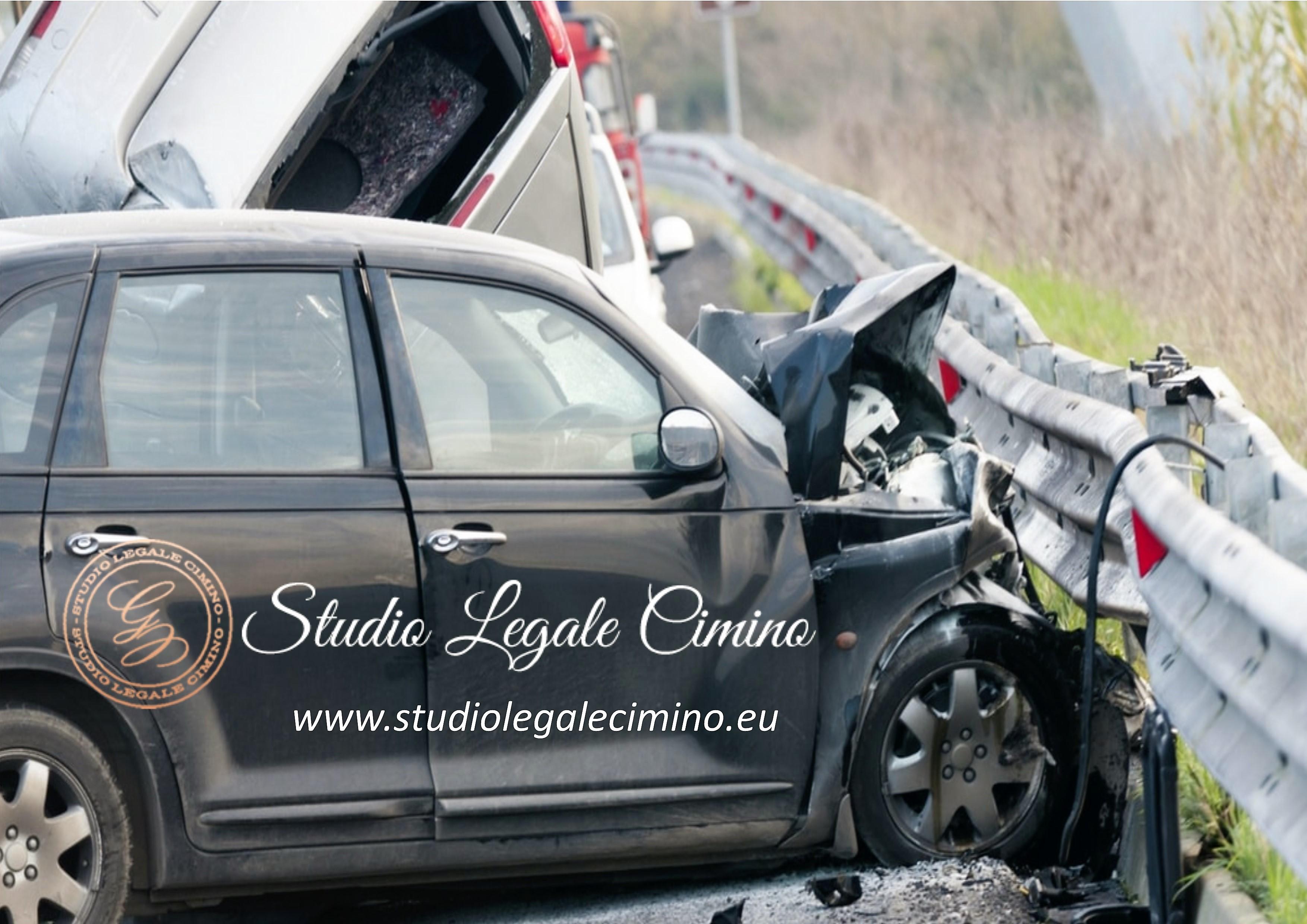 omicidio stradale guida in stato di ebrezza